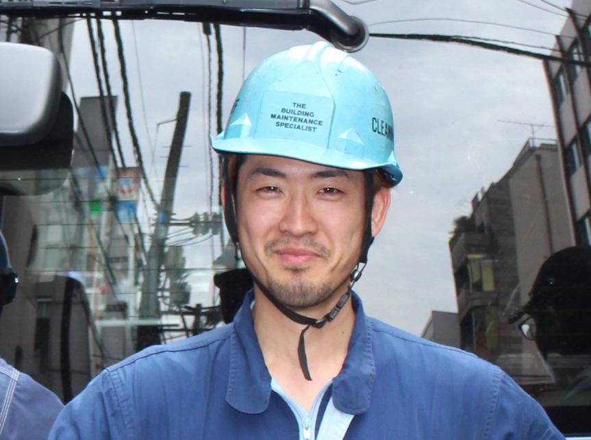 代表取締役 西口翔希